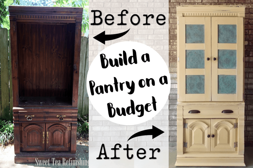 How to Build a Pantry and Save Bundle!