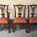 How to paint Chippendale chairs