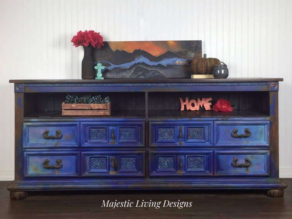 Rustic Paint Finish: The Rusty Look You will Love