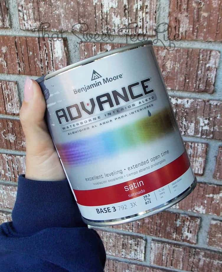 Benjamin Moore advance-Paint-for-rocking-chairs
