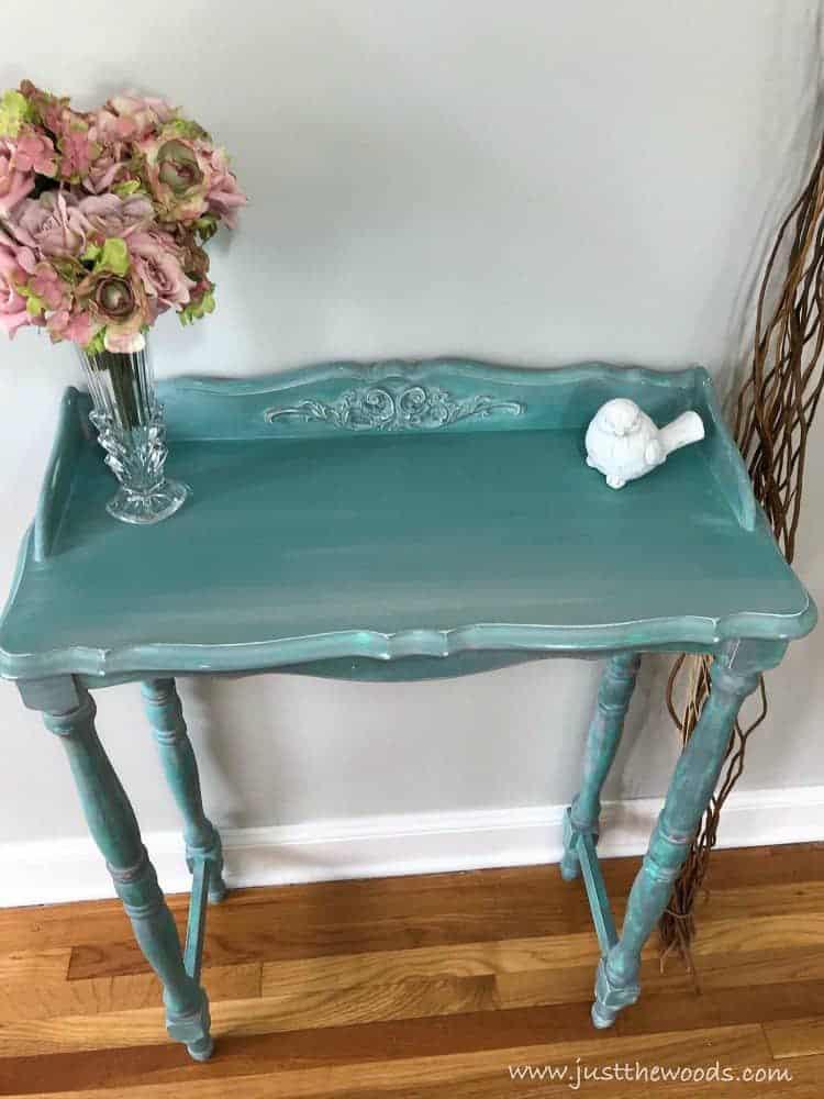 Beachy Style Table