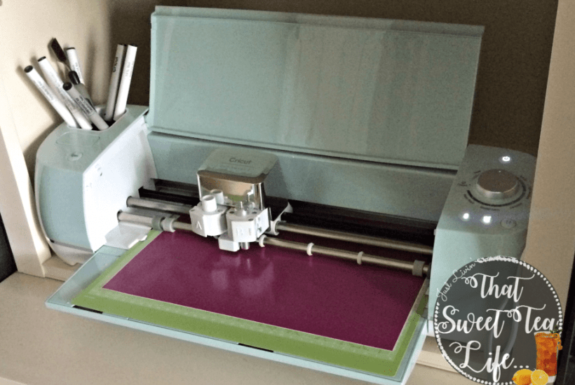 My New Toy-The Cricut Explore Air2