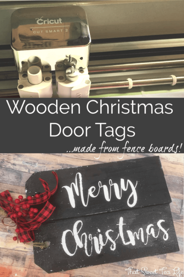 DIY Wood Sign Door Tags Decorations Wreaths Hanger For Home Garland Ideas DIY Swag