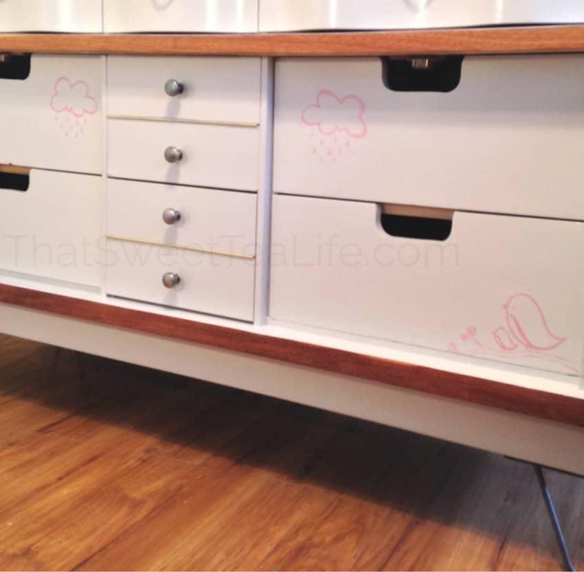 White Furniture Paint