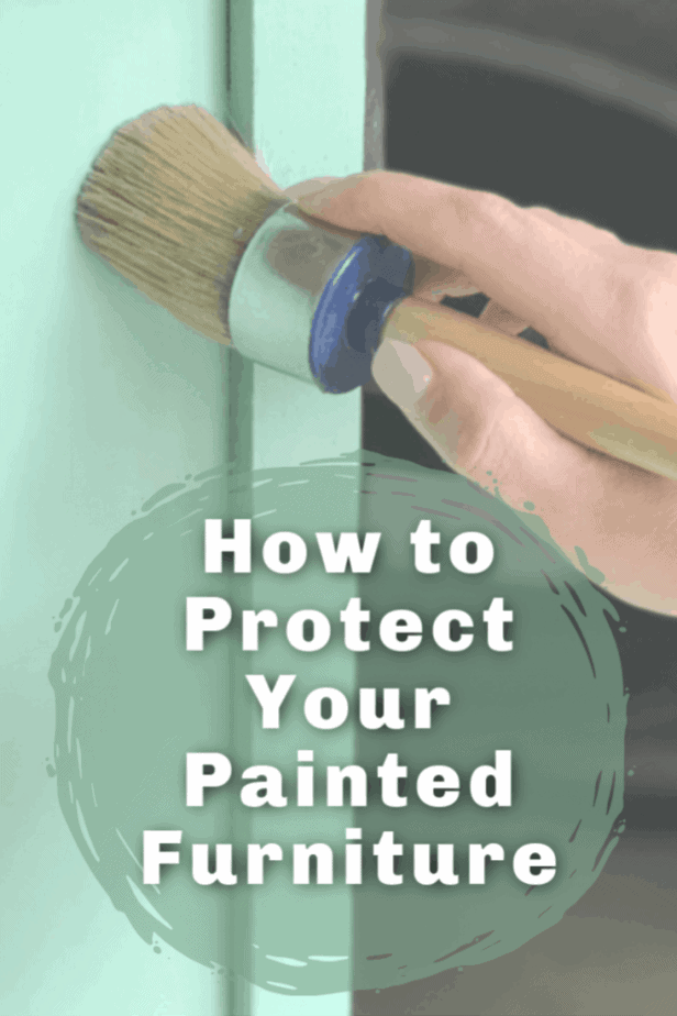 Protecting Painted Furniture