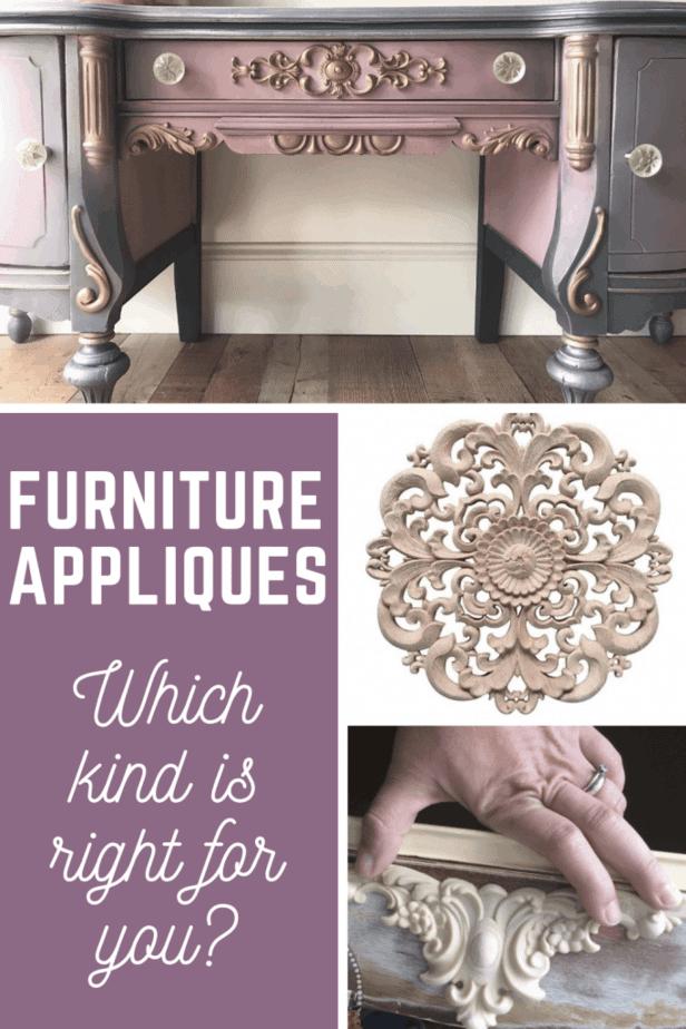 Furniture Appliques