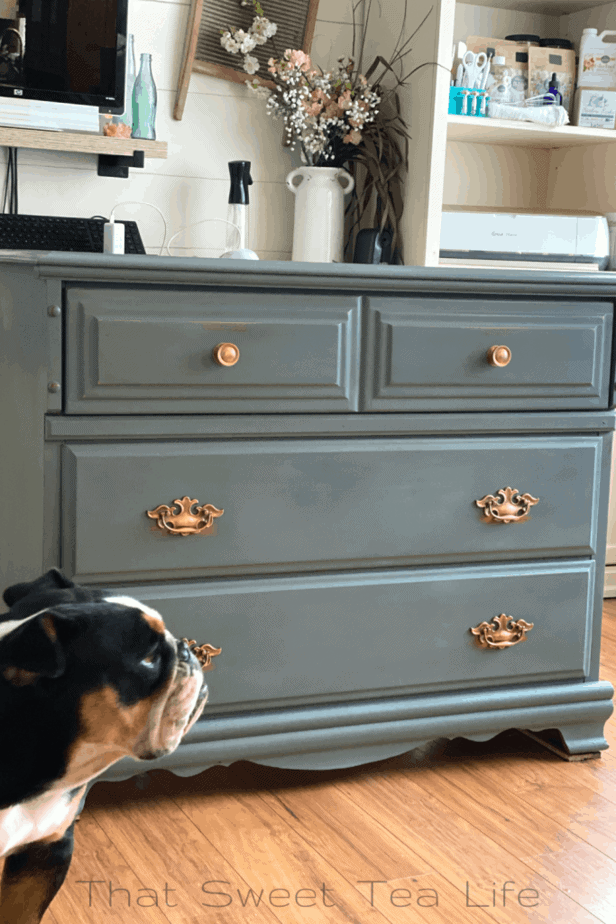 Jolie Paint Dresser in Legacy