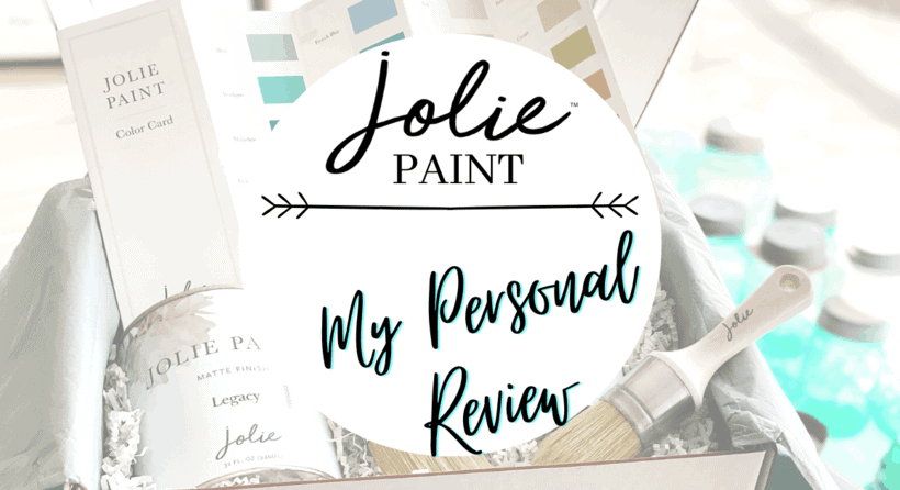Jolie Paint: My Personal Review