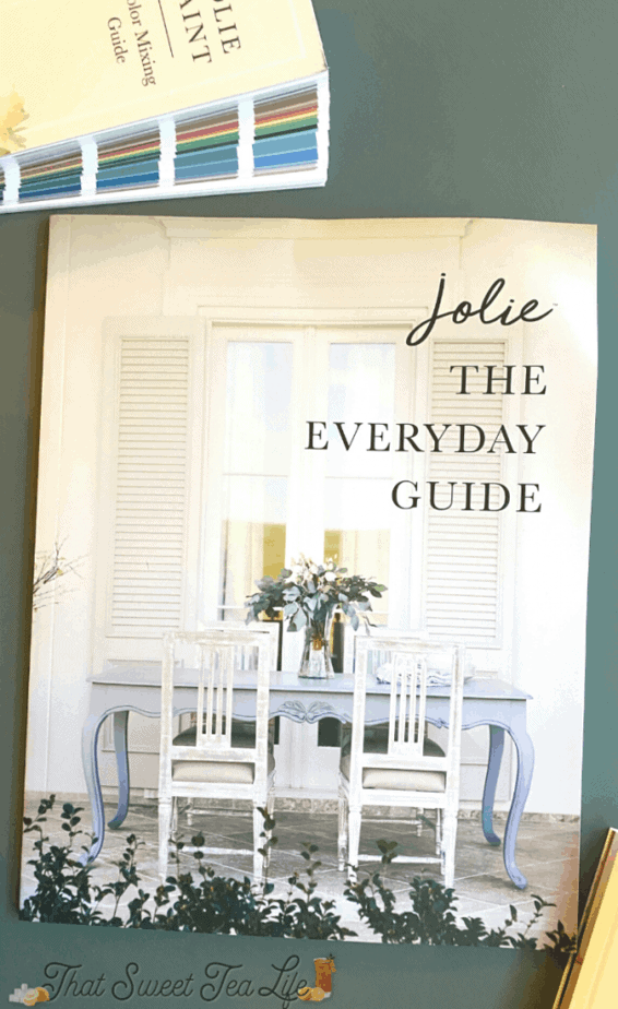 Jolie Paints Everyday Guide