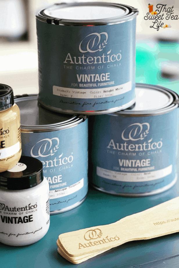 Autentico Paint in Brut and Bright White