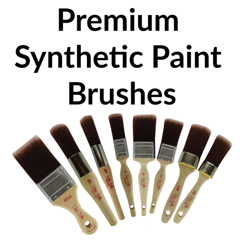 Paint Brushes for more serious DIYers