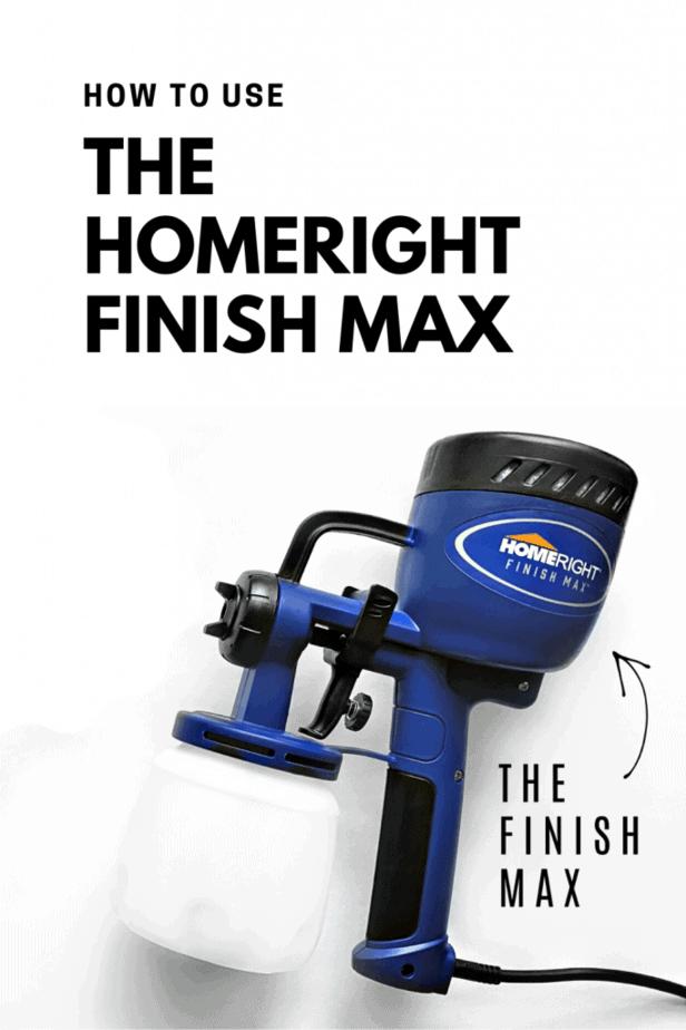 Homeright Finish Max