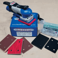 Sanding System for serious DIYers or business owners