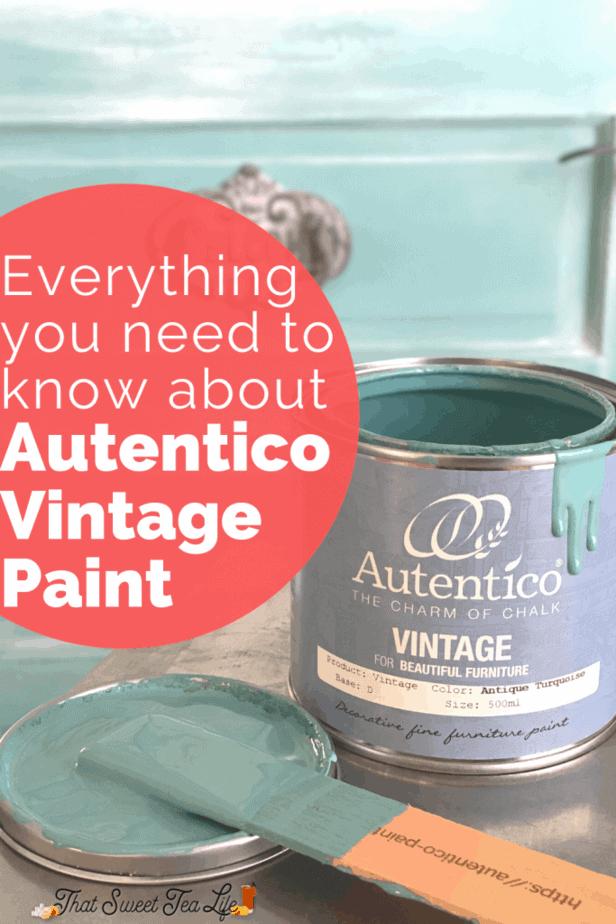 Autentico Paint