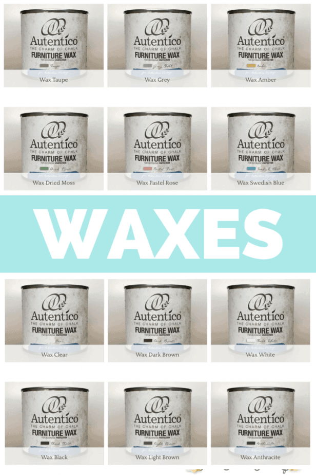 Autentico Paints Wax