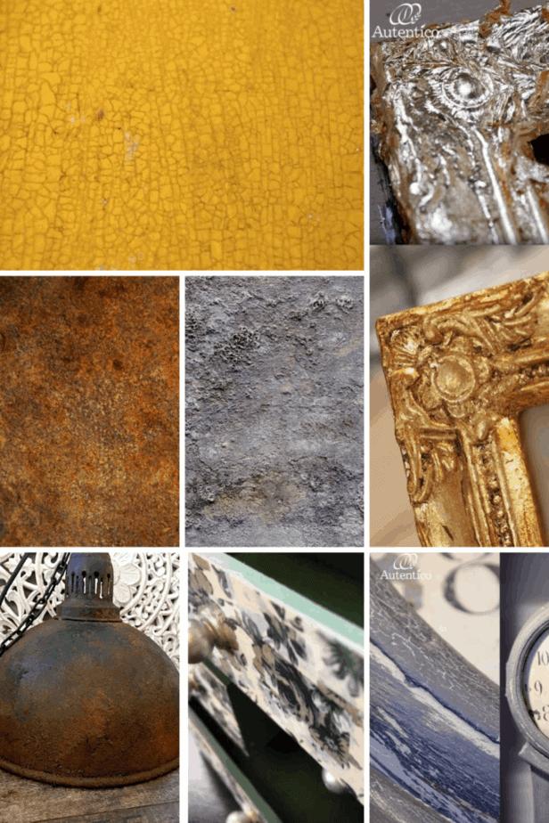 Autentico Embellishment Products