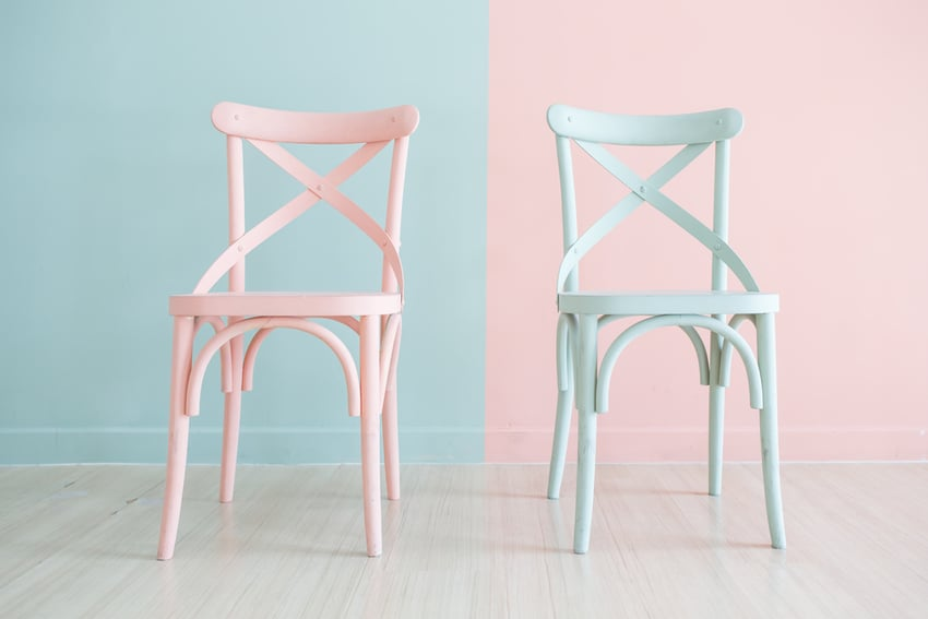 15 Painted Chairs You Can DIY At Home