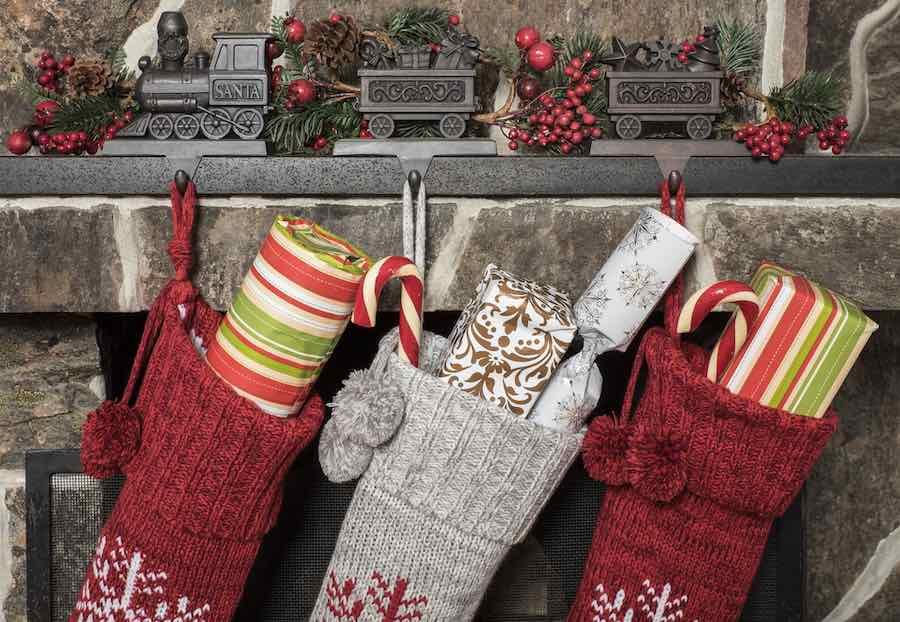 Christmas Crafts: Making Christmas Stockings