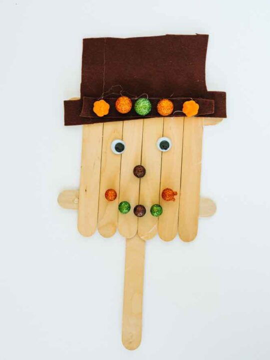 10 Halloween Popsicle Stick Crafts for Kids