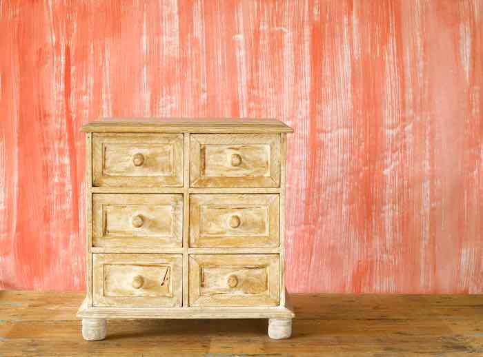 Chic Painted Dresser