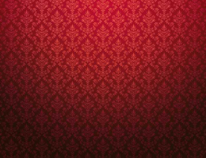 damask red wallpaper