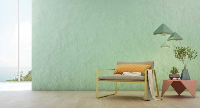 mint green textured wallpaper